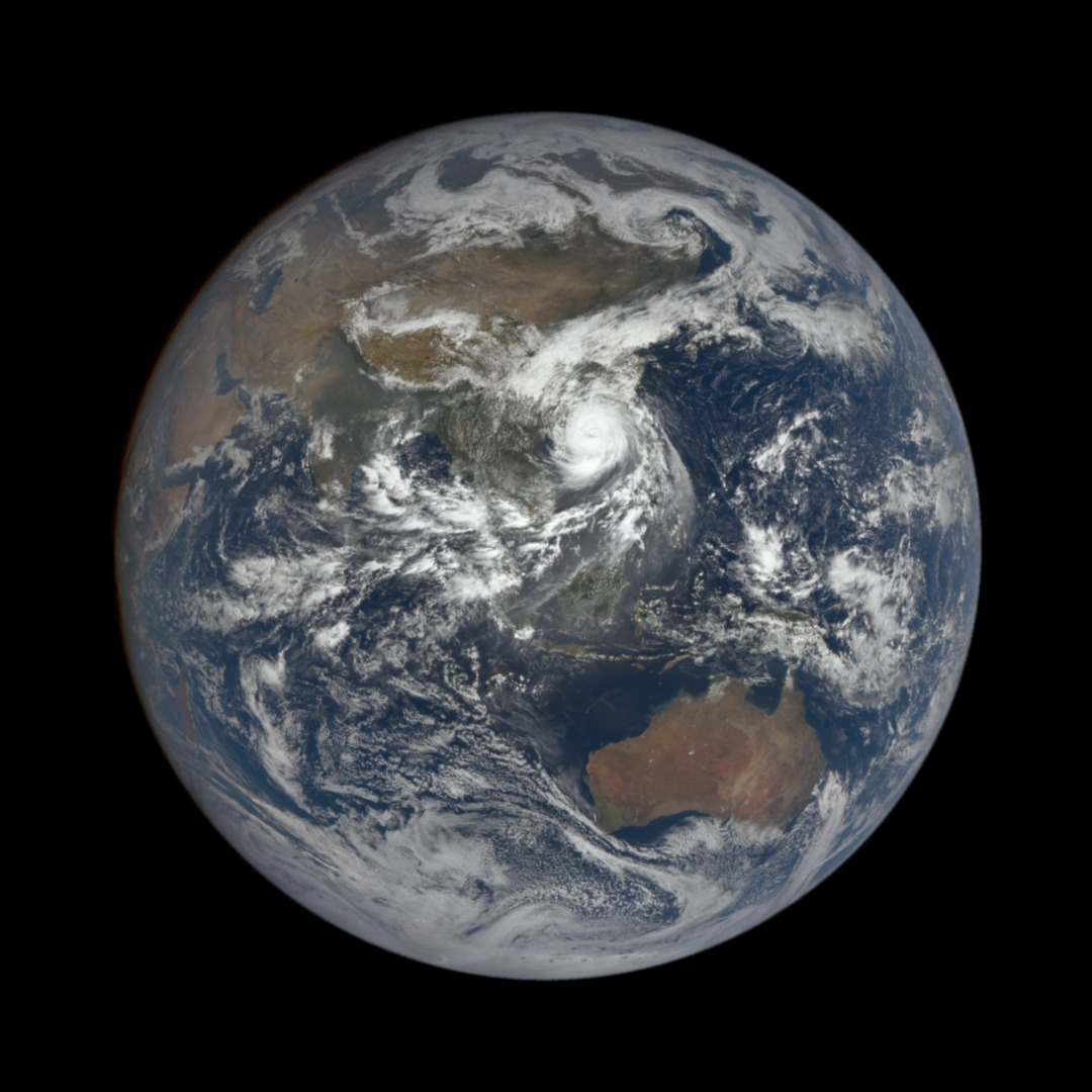 Earth Today
